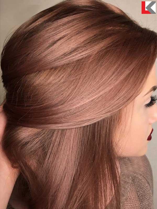 انتخاب رنگ مو با توجه به رنگ پوست